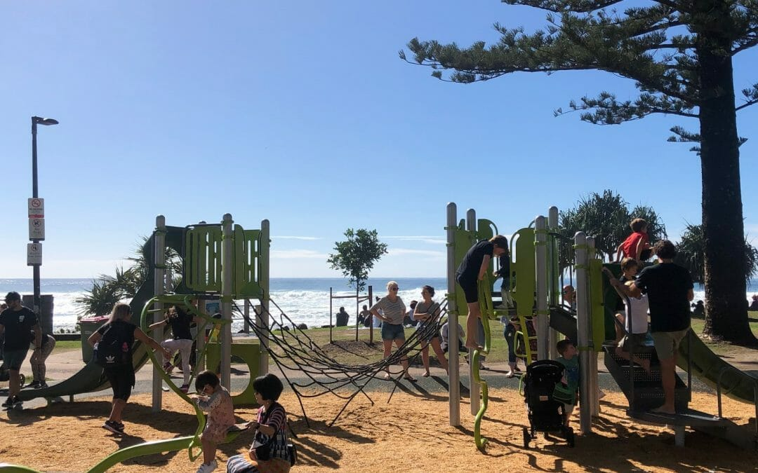 John Laws Playground, Burleigh Heads