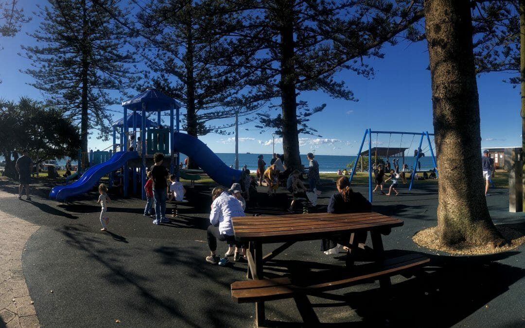 Apex Park Playground, Byron Bay