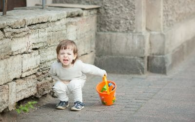 Supporting Tantrums in Early Childhood