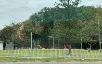 Wallace Nicoll Playground, Currumbin