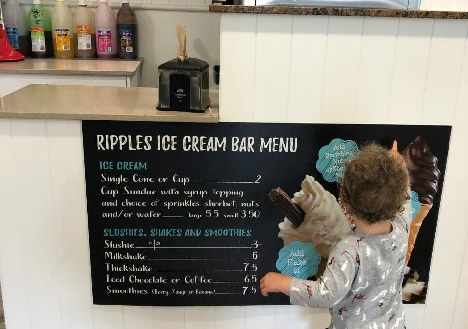 Ripples Cafe, Hastings point