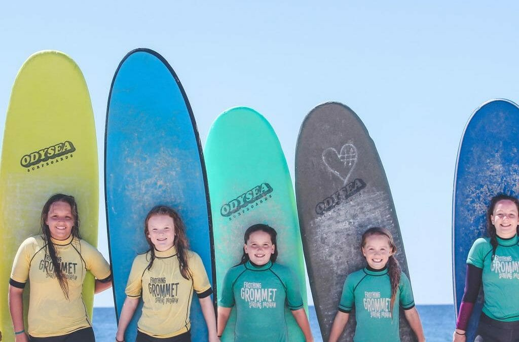 Currumbin Alley Surf School