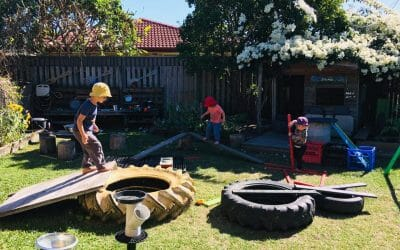 Incredible Backyard Play Ideas