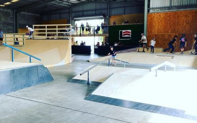Level Up Indoor Skatepark, Currumbin